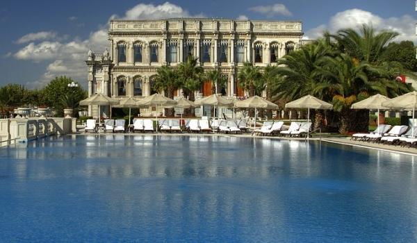 Çırağan Palace Kempinski Havuz