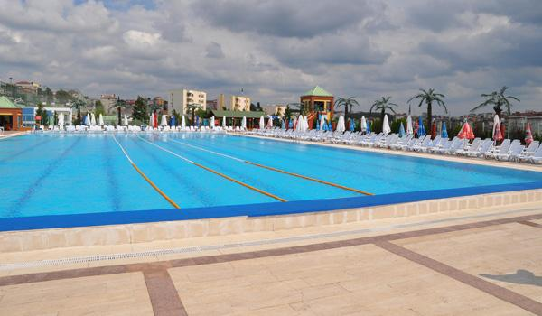 Darüşşafaka Gymnasium Havuz