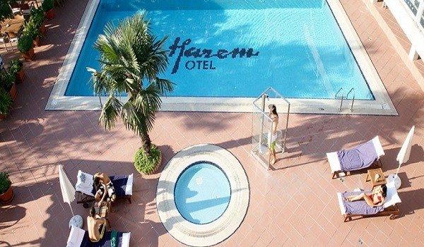 Harem Otel Havuz 1