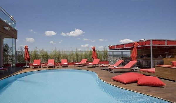 Hillside City Club Havuz - İstinye