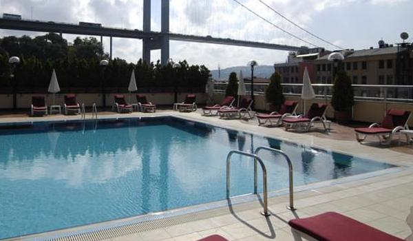 Ortaköy Princess Hotel Havuz
