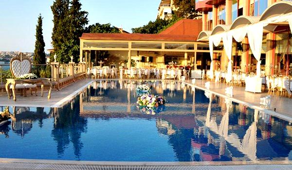 Sözbir Royal Residence Hotel Havuz 1