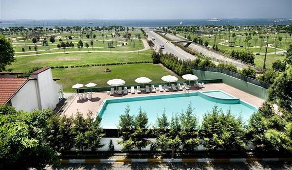The Marmara Pendik Residence Havuz 1