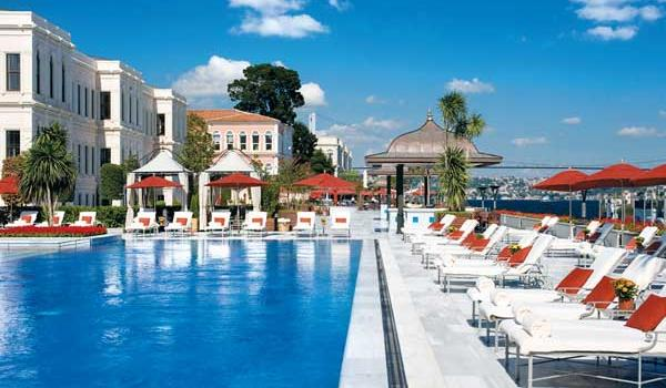 The Ritz Carlton İstanbul – Havuz 1