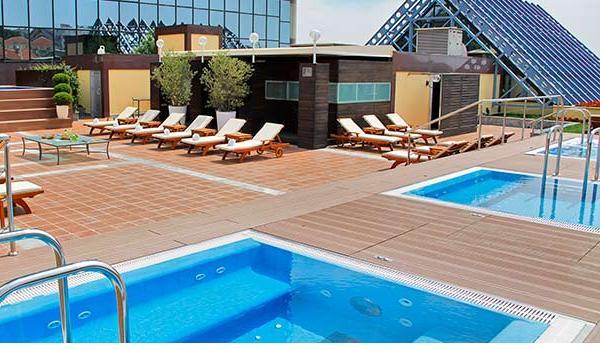 The Ritz Carlton İstanbul – Havuz 2