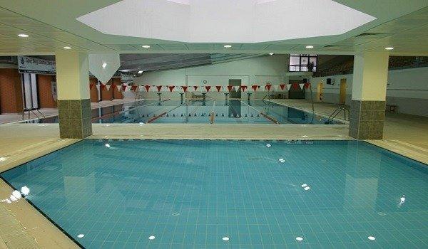 Ümraniye Çakmak Kapalı Yüzme Havuzu
