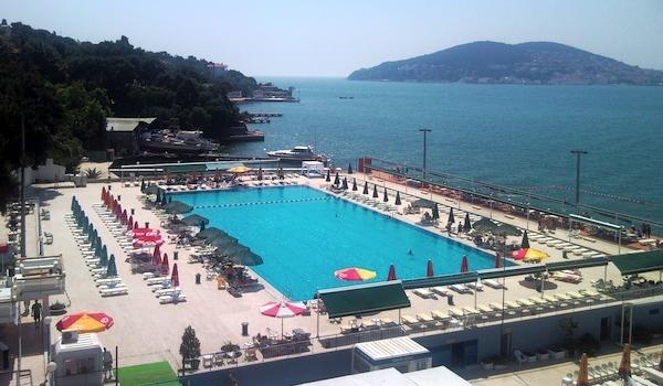 Anadolu Kulübü Büyükada Havuz