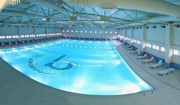 Bağcılar Belediyesi Kapalı Yüzme Havuzu