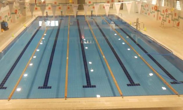 Beyoğlu Yüzme Havuzu 2