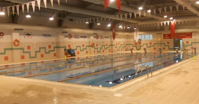 Beyoğlu Yüzme Havuzu 1
