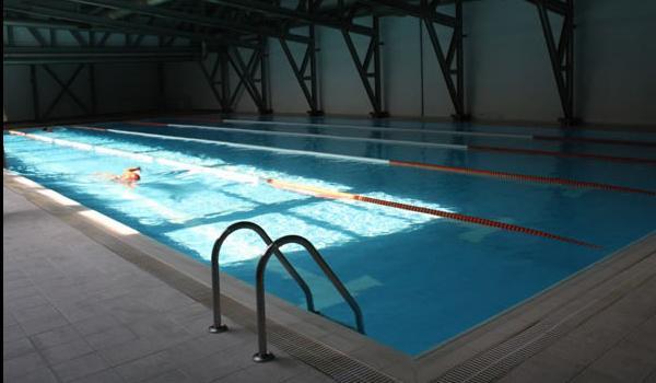 Bilgi Üniversitesi Yüzme Havuzu 1