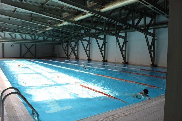 Bilgi Üniversitesi Yüzme Havuzu 2