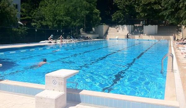 Boğaziçi Üniversitesi Yüzme Havuzu 1