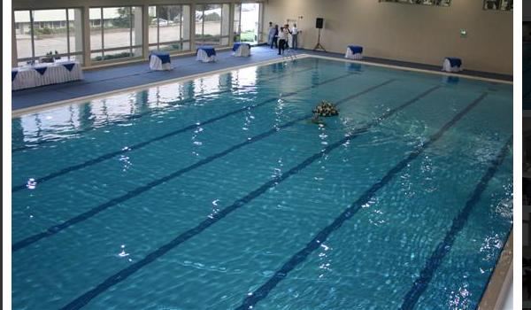 Boğaziçi Üniversitesi Yüzme Havuzu 2