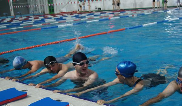 Burhan Felek Yüzme Havuzu 2