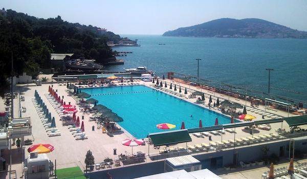 Büyükada Deniz Kulübü Havuz 1