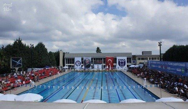 Enka Spor Kulübü Havuz 1