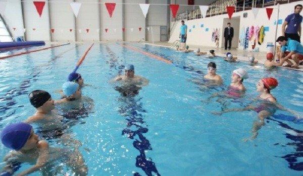 Esenler Belediyesi Yüzme Havuzu 2