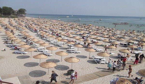 Florya Güneş Plajı 1