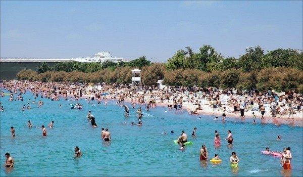 Florya Menekşe Plajı 1