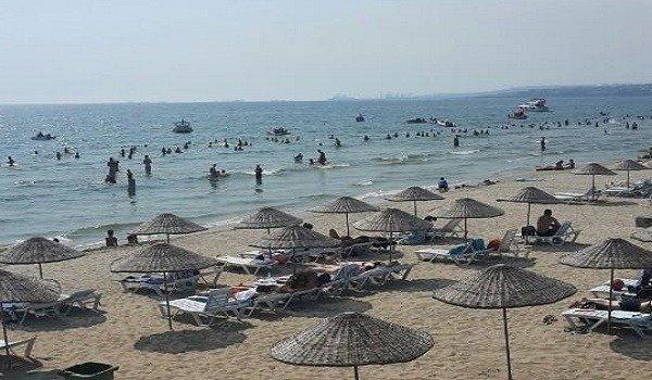 Florya Menekşe Plajı 2