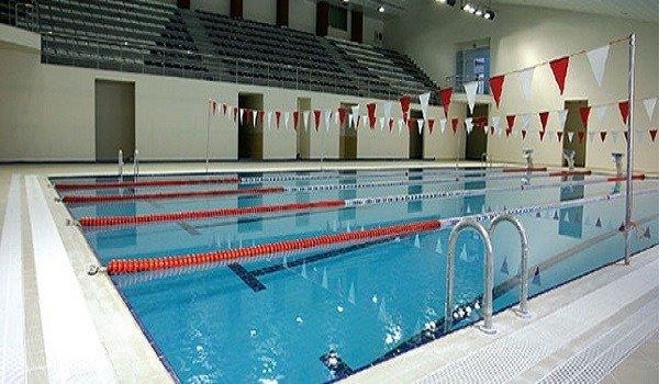 Halkalı Yüzme Havuzu 1