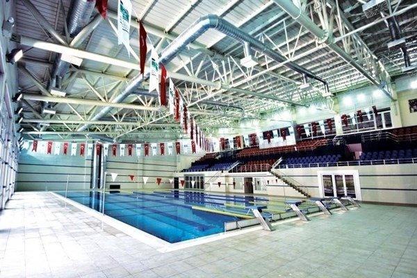 Hasan Doğan Spor Kompleksi Yüzme Havuzu