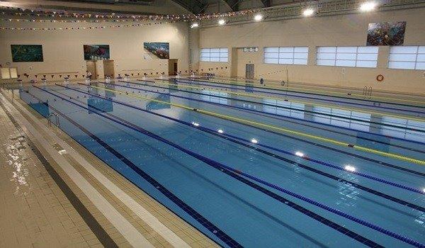 Hasan Doğan Yüzme Havuzu 1