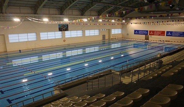 Hasan Doğan Yüzme Havuzu 2