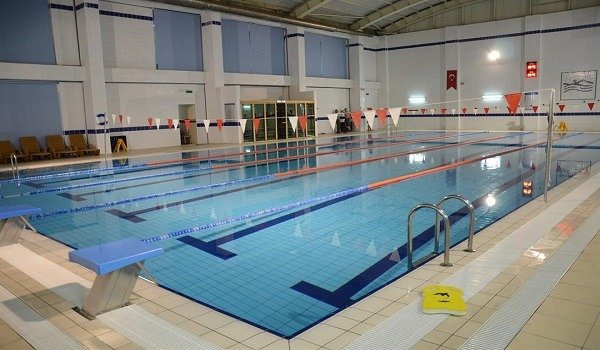 Hekim Sinan Yüzme Havuzu 1