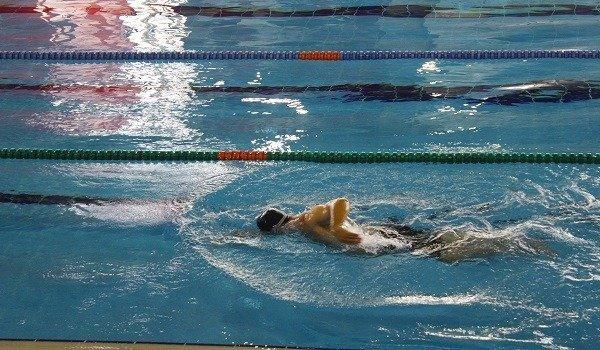 İTÜ Kapalı Olimpik Yüzme Havuzu 2