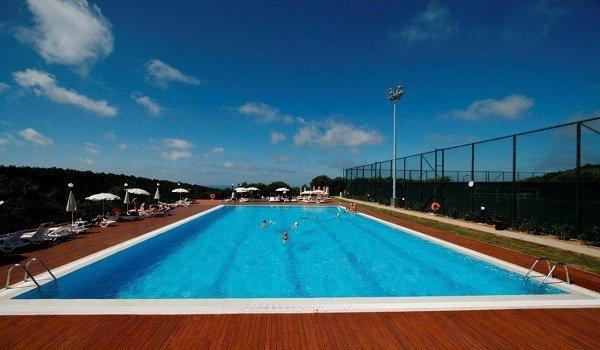 Koç Üniversitesi Yüzme Havuzu 1