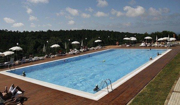 Koç Üniversitesi Yüzme Havuzu 2