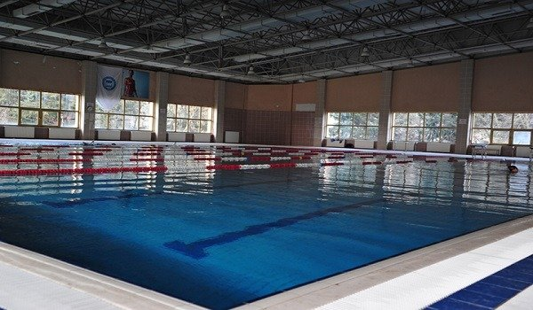 Marmara Üniversitesi Yüzme Havuzu 1