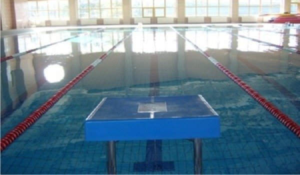 Marmara Üniversitesi Yüzme Havuzu 2