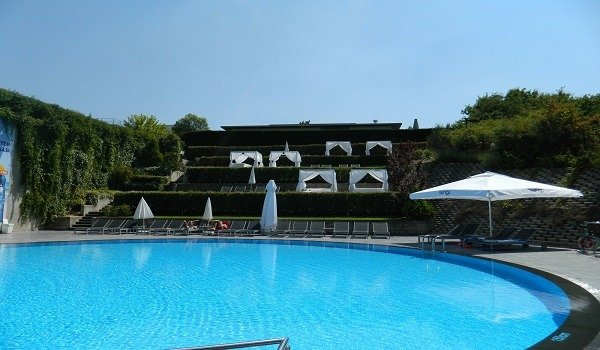 Mayadrom Sports Center Barbaros Point Hotel Havuz