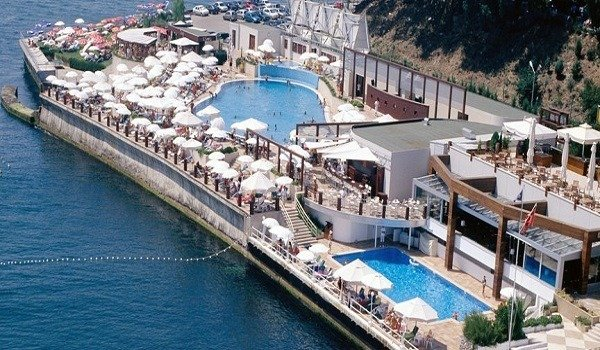 Moda Deniz Kulübü Yüzme Havuzu 1