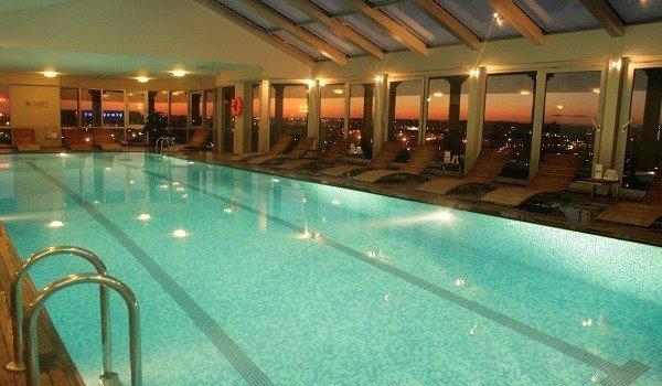 WOW İstanbul Hotel Havuz
