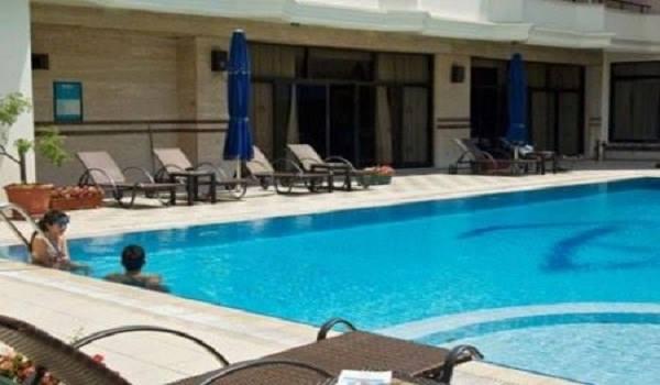 Akgün Otel Havuz