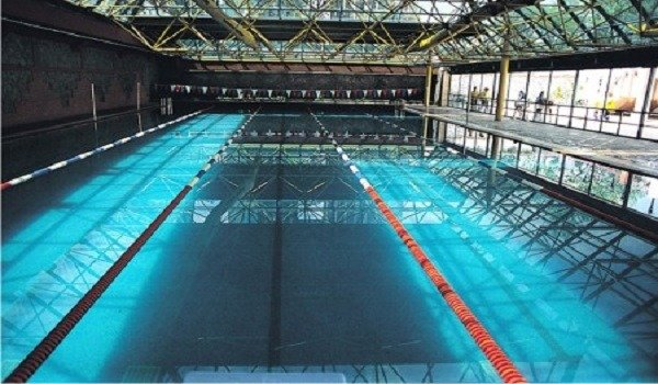 Işık Üniversitesi Yüzme Havuzu