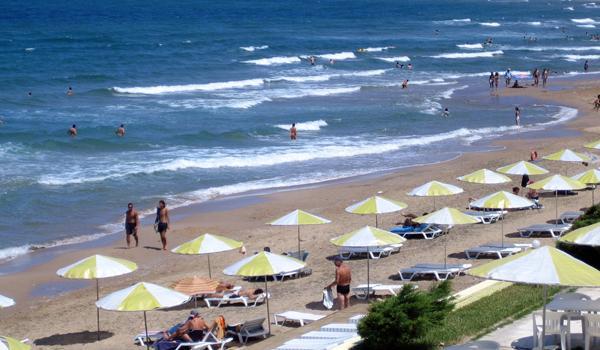 Şile Resort Hotel Havuz 2