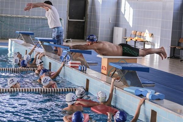 Ata Yüzme Kursu Eskişehir