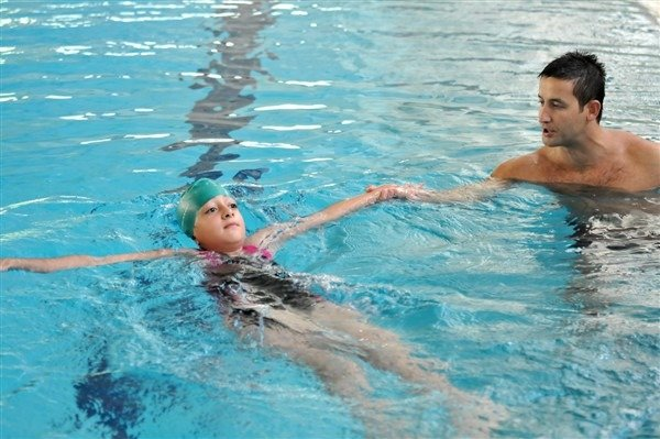 Cemal Kamacı Yüzme Kursu