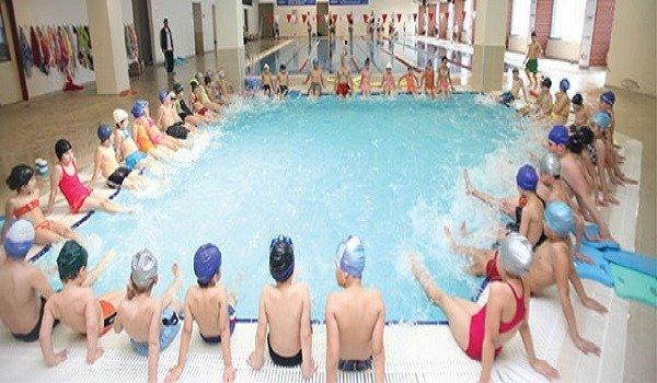 Halkalı Yüzme Kursu 1