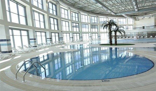 Hidayet Türkoğlu Yüzme Kursu