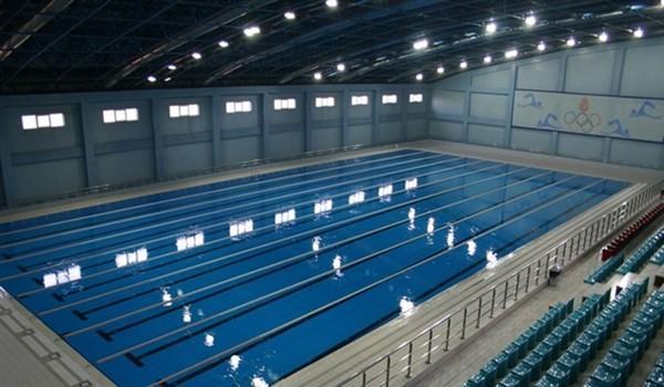 İkitelli Yüzme Havuzu 1
