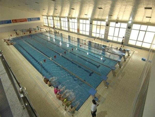Sefaköy Yüzme Havuzu 2