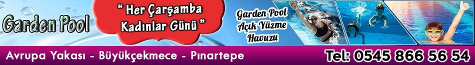 Garden Pool İstanbul