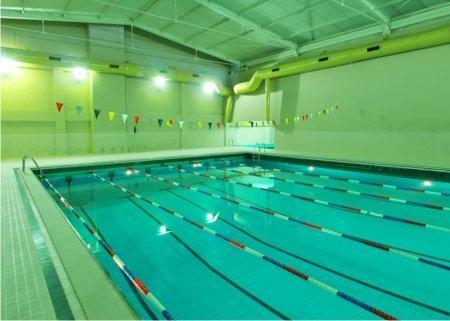 Beykent Üniversitesi Yüzme Havuzu